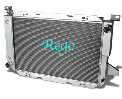 Ford F - 150 Automotive Aluminum Car Radiators Relacement Engine Cooling System